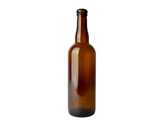Ølflaske Belge 75 cl, til Kork