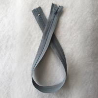 Glidelås grå 60cm
