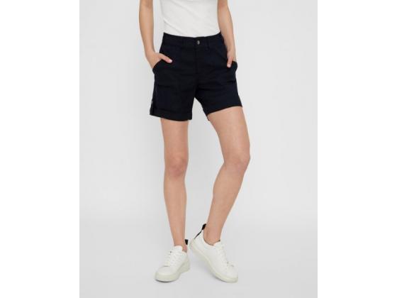Pulz PZSILJA blue marine shorts