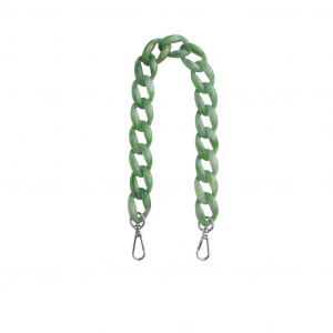 Chain veskerem Mint green