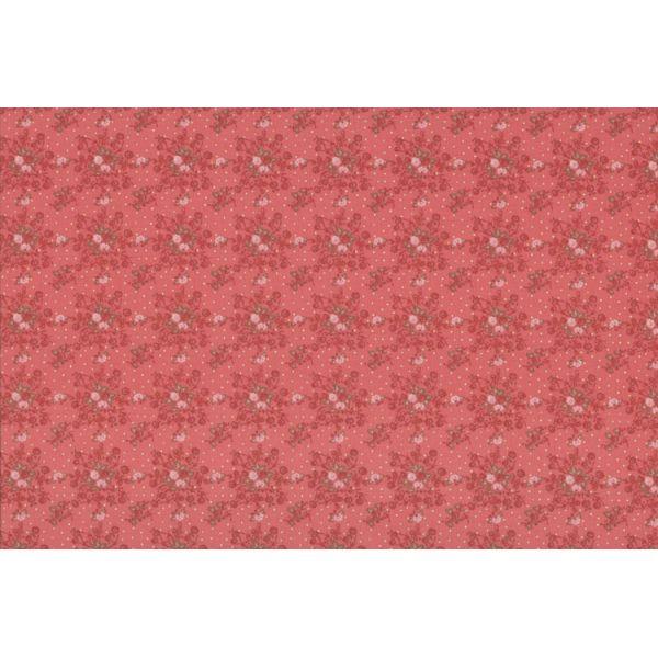 Madame Fleur rød blomsterklaser