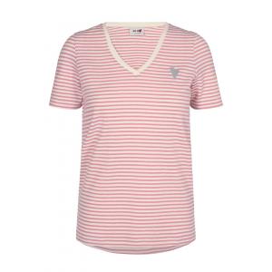 Kenia Glam Stripe v-neck