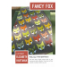 Quilt Kit Fancy Fox 50in x 62in, incl. binding & pattern