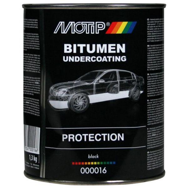 Motip bitumen understellsmasse, 1,3kg