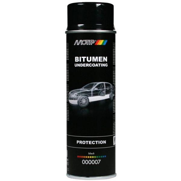Motip bitumen understellsmasse, 500ml