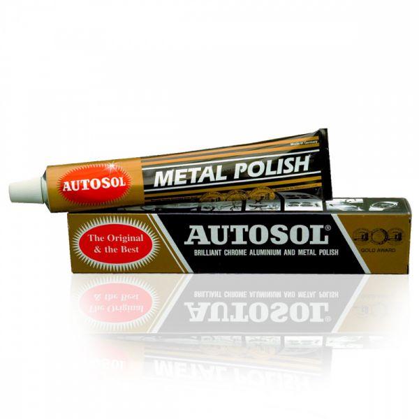 AUTOSOL METALL-POLISH TUBE 75ML.