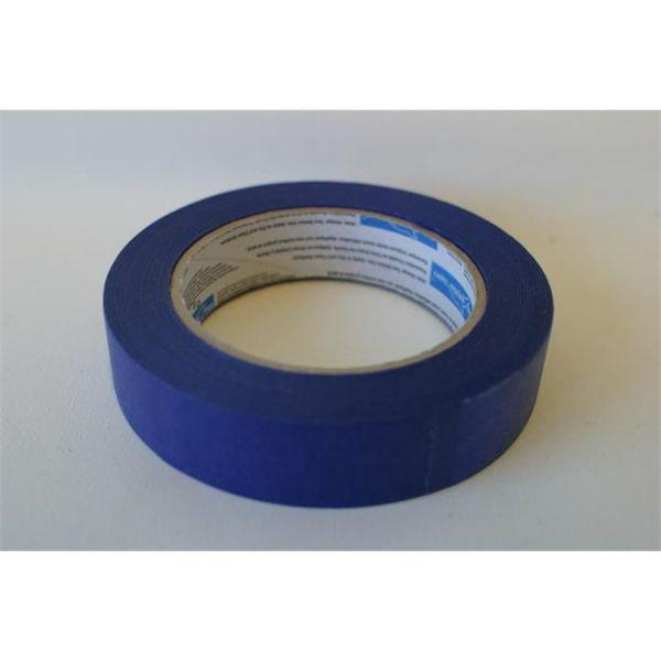 Maskeringstape UV Blå 38mm, 50m