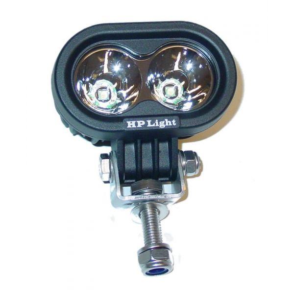 HP-TEC LED, 2x10W, 1800lm, kaster