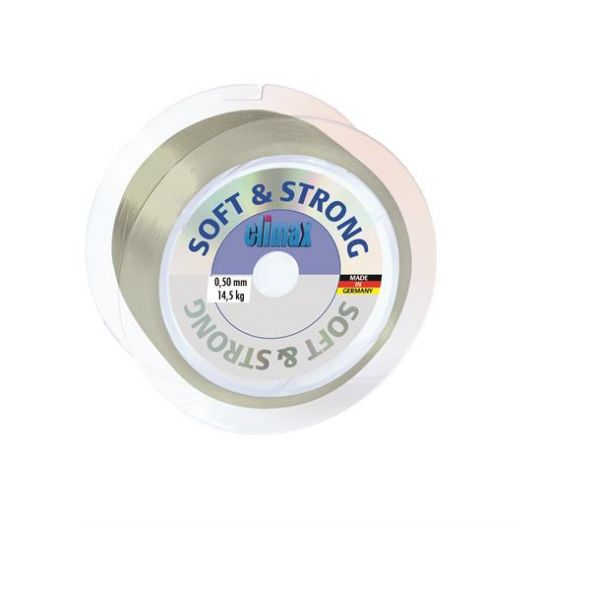 Climax Soft & Strong 200m, 0,40mm