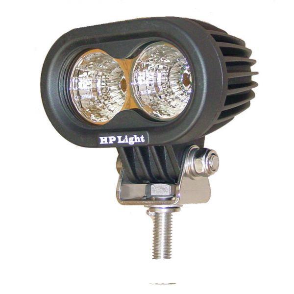 HP-TEC LED, 2x10W, 1800lm, spreder