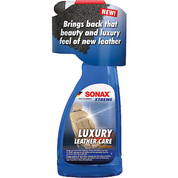 SONAX XTREME LEATHER CARE 500ML.