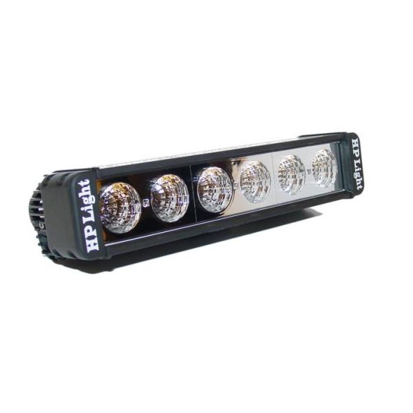 HP-TEC singlebar, LED, 6x10W, 5400lm