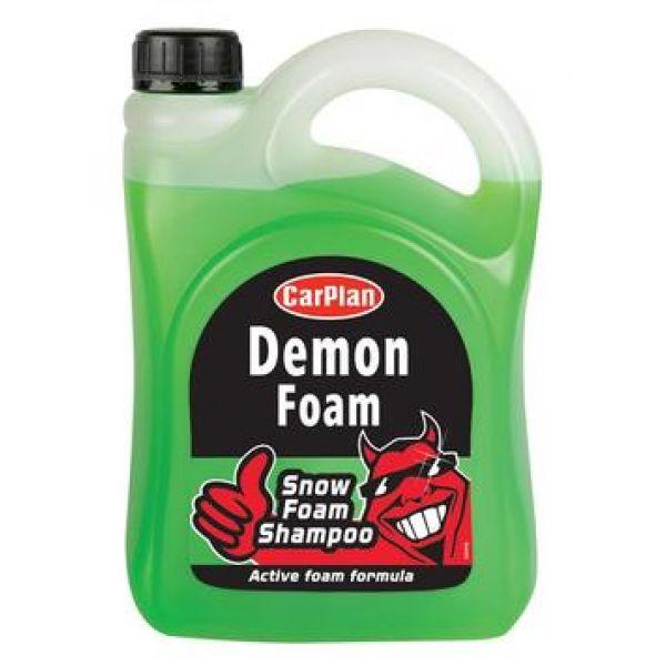 CarPlan Demon Foam shampoo, refill, 2L