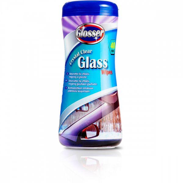 WIPES GLASS GLOSSER