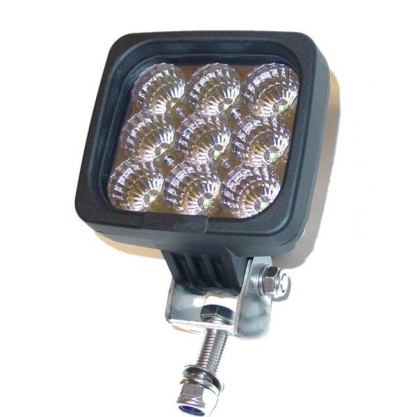 HP-TEC Arbeidslykt, LED, 9x3W, 1800lm
