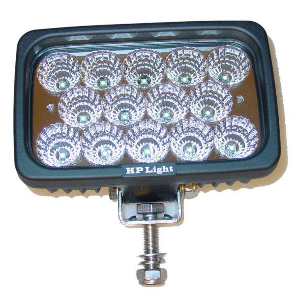 HP-TEC arbeidslykt, LED, 14x5W, 6300lm