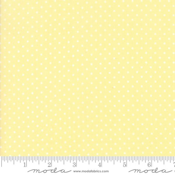 Catalina yellow polka