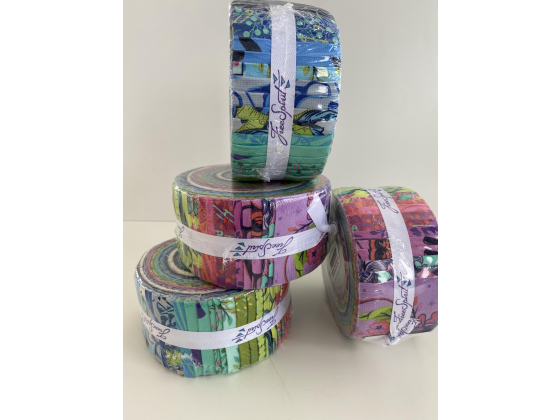 Tula Pink - Homemade   JELLY ROLL