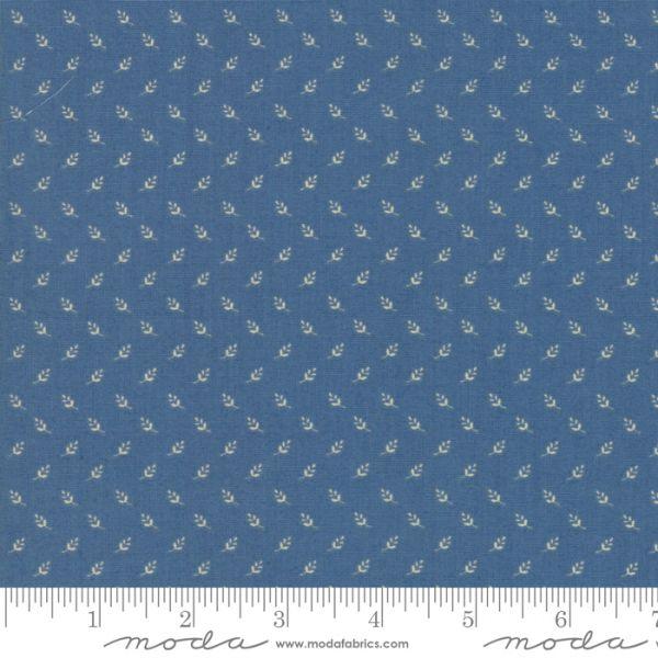 Nancy's needle 1850 blue print