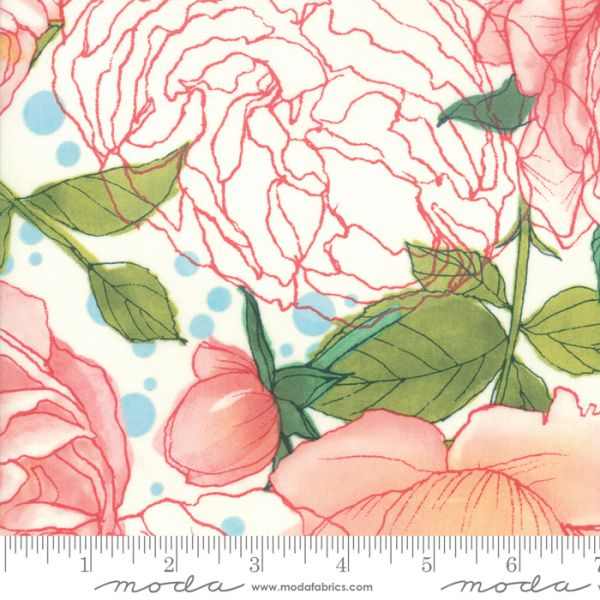 Abby rose floral