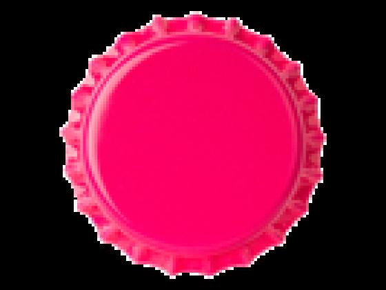 26 mm Magenta Flaskekapsler