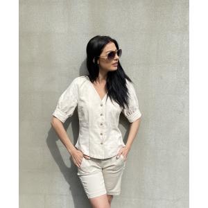 Tunja Shorts - Beige