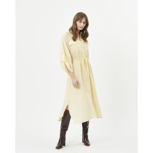 Spinosia kjole gul