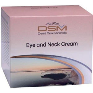Krem for øye og hals (Eye and Neck Cream) DSM129