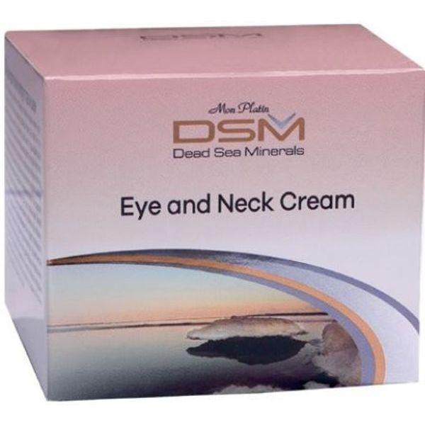 Krem for øye og hals (Eye and Neck Cream) DSM129
