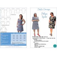 Silya kjolemønster