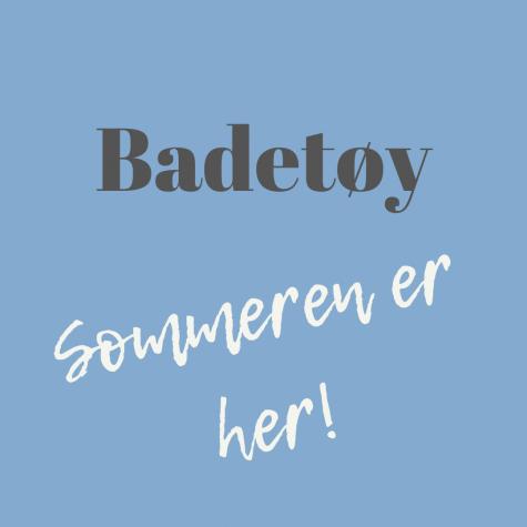 Badetøy