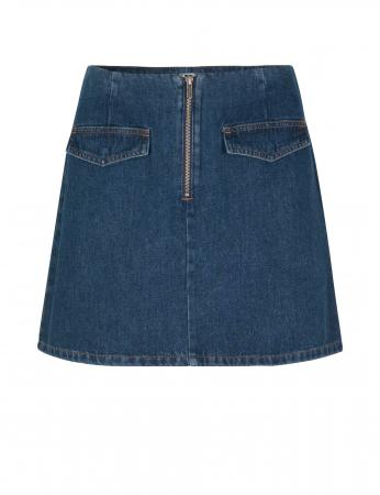 Josette Denim Skirt