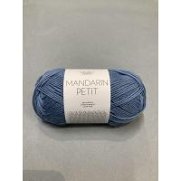 Mandarin Petit jeansblå 9463