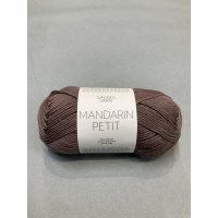 Mandarin petit mellombrun 3161