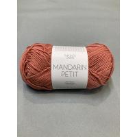 Mandarin petit terracotta 4234
