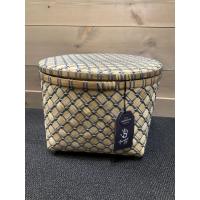 Bamboolastic basket dark grey