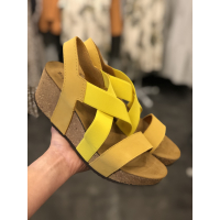 CPH Stacia Nubuk Yellow