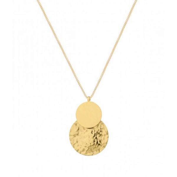 Capri Long Necklace Gold