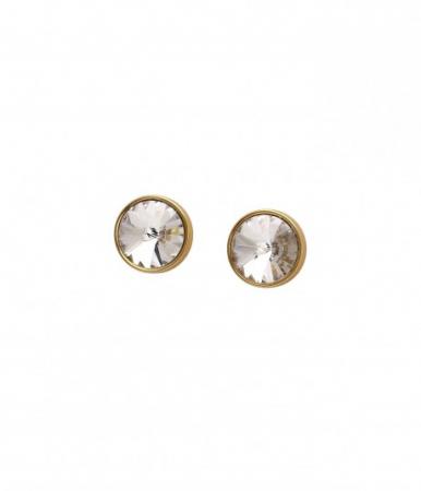 April earring gold
