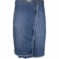 Minus Sherine denim skirt