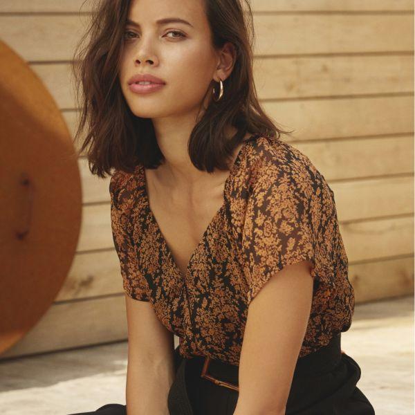 Leyla blouse