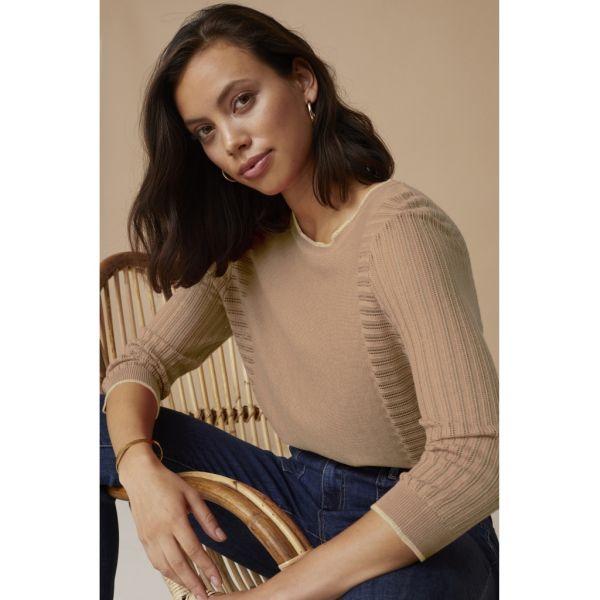 Ria knit pullover
