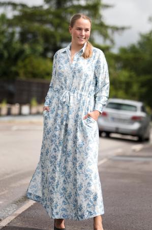 Nakita Maxi Dress