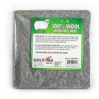 Wool mat 9x9