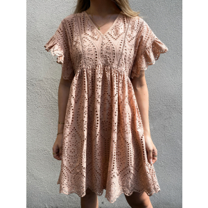 Rose Dress - Sirocco