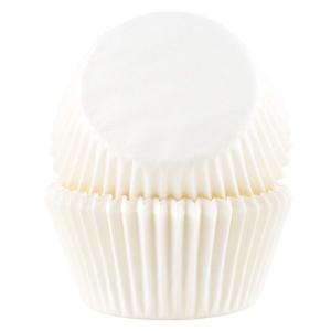 Muffinsform STD Hvit, 50 stk