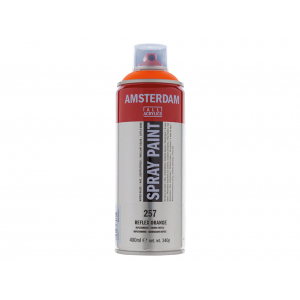 Amsterdam Spray 400ml - 257 Reflex orange