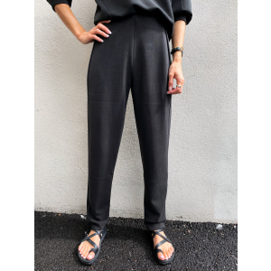 Tenny Ankle Pant - Black