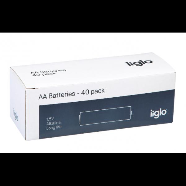 AA-Batteri Iiglo