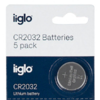 CR2032 - Batteri Iiglo
